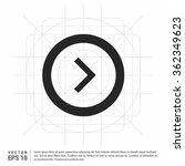 vector next arrow icon