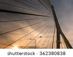 mega bridge in bangkok thailand