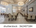 interior of modern restaurant... | Shutterstock . vector #362407184