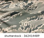 camouflage background texture | Shutterstock . vector #362414489