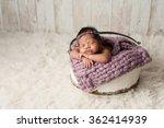 A Four Week Old Newborn Baby...