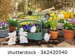 Easter Handmade Decoration Wit...
