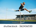 professional male track and... | Shutterstock . vector #362436530