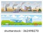 flat design modern vector... | Shutterstock .eps vector #362498270