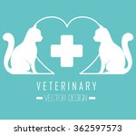 veterinary clinic healthcare  | Shutterstock .eps vector #362597573