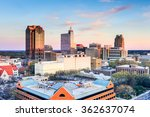 raleigh  north carolina  usa... | Shutterstock . vector #362637074