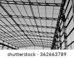 steel structure workshop  | Shutterstock . vector #362663789
