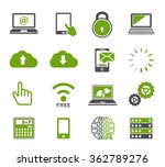 computer icons | Shutterstock .eps vector #362789276