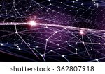 abstract technology background | Shutterstock . vector #362807918