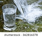 Glass In Falls