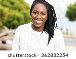 close up outdoor portrait of... | Shutterstock . vector #362832254