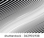 curved stripes . abstract... | Shutterstock .eps vector #362901938