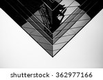 black and white images of... | Shutterstock . vector #362977166