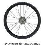 wheel and sprocket | Shutterstock . vector #363005828