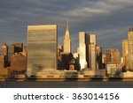 Chrysler Building And United...