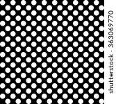 seamless black and white vector ...   Shutterstock .eps vector #363069770