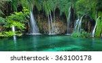 plitvicka   croatia | Shutterstock . vector #363100178