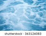 Blue Clear Fresh Water In...