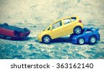 blur and selective focus of... | Shutterstock . vector #363162140