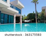 belek  turkey   june 14  2015 ... | Shutterstock . vector #363175583