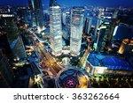 Shanghai Night View  China