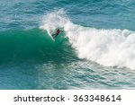 ericeira  portugal   january 12 ... | Shutterstock . vector #363348614