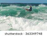 ericeira  portugal   january 12 ... | Shutterstock . vector #363349748