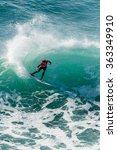 ericeira  portugal   january 12 ... | Shutterstock . vector #363349910