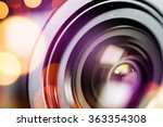 Compact Photo Camera Lens With...