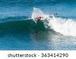 ericeira  portugal   january 13 ... | Shutterstock . vector #363414290