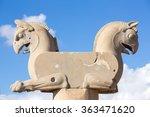 persepolis  iran   december 26  ...   Shutterstock . vector #363471620