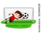 vector illustration of a... | Shutterstock .eps vector #363484028