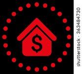 loan mortgage vector icon.... | Shutterstock .eps vector #363484730