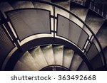 Modern Spiral Staircase With...