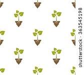 color illustration of plant in...   Shutterstock .eps vector #363545198
