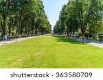 tecuci  romania   july 24  2015 ... | Shutterstock . vector #363580709