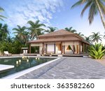 Large Luxury Bungalows On The...