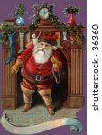 Santa Claus Makes His Entrance  ...