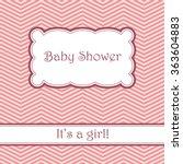 vector vintage pink background...   Shutterstock .eps vector #363604883