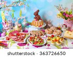 Traditional In Poland Easter...