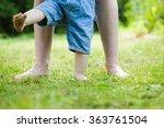 the first steps  | Shutterstock . vector #363761504