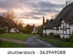 Thatched Cottages  Welford On...