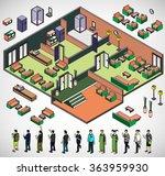 illustration of info graphic...   Shutterstock .eps vector #363959930