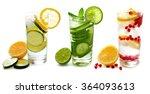 Three Types Of Detox Water Wit...