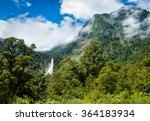 Fiordland National Park At The...