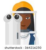 patient visiting...   Shutterstock .eps vector #364216250
