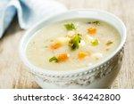 vegetable soup | Shutterstock . vector #364242800
