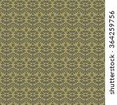 ornamental pattern seamless... | Shutterstock . vector #364259756
