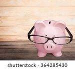 piggy bank. | Shutterstock . vector #364285430