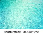 patterns of movement of water... | Shutterstock . vector #364304990